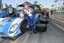 Long Beach: Chip Ganassi Racing Riley Ford pakt de pole