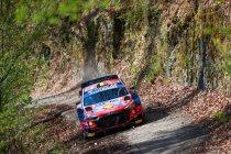 WRC: Neuville valt terug naar drie