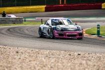 Zolder Superprix: Felle strijd om de leiding in  de Porsche Endurance Trophy Benelux!