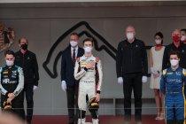 Monaco: Theo Pourchaire jongste Formule 2-winnaar ooit in het prinsdom