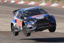 Zweden: Michaël De Keersmaecker virtueel in halve finale - Kristoffersson op voorlopige pole