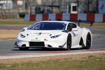 Ward Sluys en Bas Schouten op EMG Lamborghini