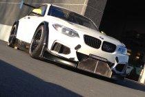 VR Racing by Qvick Motors ambieert mooi programma met schitterende Marc Cars BMW 2