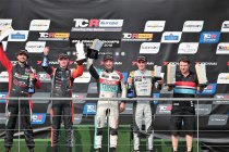 Spa GT Open: Maxime Potty pakt tweede plaats in race 1 van TCR Europe
