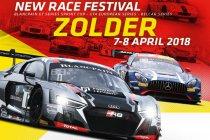 New Race Festival: Propvol programma voor openingsweekend Circuit Zolder (+ Timing)