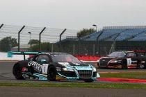 Silverstone: WRT Audi domineert eerste vrije training