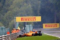 België: Vandoorne crasht in laatste vrije training (Video)