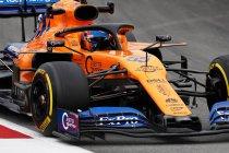Barcelona wintertesten 2: McLaren pijlsnel, Vettel crasht