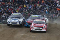 WorldRX: Twaalf manches in 2016