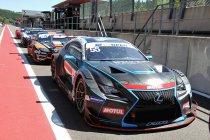 Spa : Opnieuw Lexus in race 2