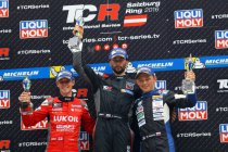 Salzburgring: Mikhail Grachev wint incidentrijke openingsrace