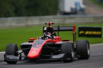 Spa-Francorchamps: George Russell loopt uit in het GP3 kampioenschap