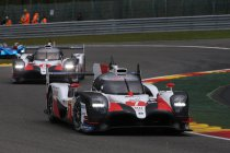 Newsflash: 6H Spa: Leidende Toyota in de box (Update)