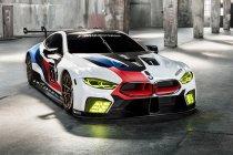 BMW maakt FIA WEC en IMSA line-ups bekend