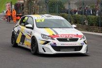 24H Spa: Belgen verdienstelijk in Peugeot 308 Racing Cup