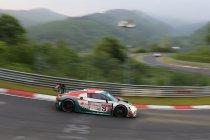 24H Nürburgring: FLASH: Teamgenoten Vervisch en Vanthoor crashen
