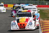 Zolder: Allure Team terug in de European VW Fun Cup!
