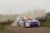 TAC Rally: Winst voor Kris Princen in de Subaru WRC S12B