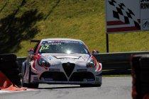 Romeo Ferraris bevestigt twee Alfa Romeo Giulietta voor WTCR