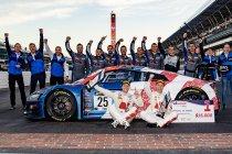 8H Indianapolis: Audi Sport Team Saintéloc pakt de zege