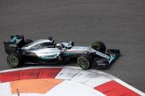 Rusland: VT2: Lewis Hamilton primus - Opnieuw problemen bij Ferrari