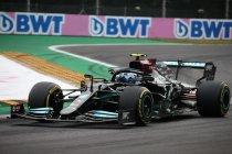 Italië: Bottas wint sprintrace, Verstappen morgen op pole