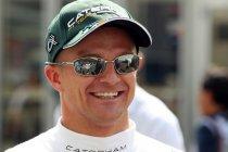 Heikki Kovalainen terug bij Caterham