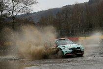 Spa Rally: Knotsgekke ontknoping