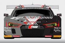 Nürburgring: WRT Audi #1 met speciale livery