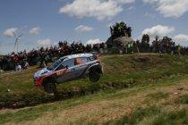 Thierry Neuville terug in A-team in Rally van Polen