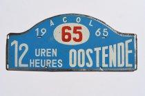 De 12 Uren van Oostende in woord en beeld