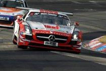 250-Meilen-Rennen: Zege voor Bleekemolen en Schneider in Black Falcon Mercedes
