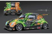 Nico Verdonck met DRM Motorsport naar VW Fun Cup