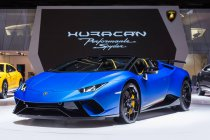 Lamborghini Huracán Performante krijgt spyder versie