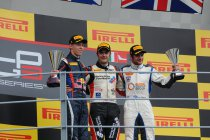 GP3: Monza: Jack Harvey wint geanimeerde wedstrijd