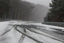 Na testdag ook eerste wedstrijd geannuleerd wegens sneeuw