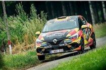 South Belgian Rally: Pech voor Tom Rensonnet