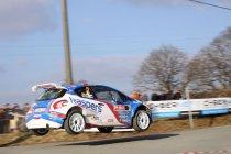 Spa Rally: Zware strijd voor de zege tussen Loix en Princen