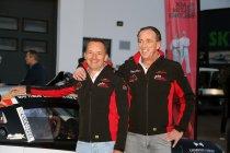 Guy Verheyen en Chris Mattheus met Norma in plaats van Porsche en Wolf