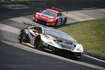 24H Nürburgring: Bortolotti zet FFF Lamborghini bovenaan in tweede training