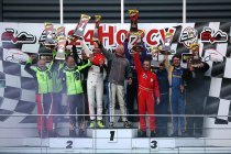 24H2CV: CGS-Racingteam (2CV) en Néo-Speed  by Kimy Racing (C1) pakken de volle buit