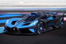 Bugatti Bolide, 1850 pk voor slechts 1240kg