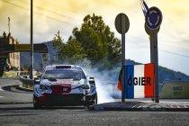 WRC: Ogier klaar voor titelstrijd