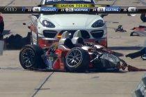 12H Sebring: Incidentrijke wedstrijd kort stilgelegd met rode vlag  (+ Video's)