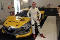 Robert Kubica en Renault E20 V8 F1 in actie tijdens ELMS-weekend in Spa