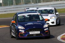 FordStore Feyaerts met 2de Fiesta aan de start in Ford Fiesta Sprint Cup