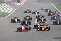 Formule 2 in voorprogramma van Virtual Grand Prix