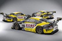 24H Spa: Porsche met vijf fabrieks line-up's!