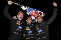 Petit Le Mans: Wayne Taylor Racing Cadillac pakt overwinning na bloedstollende finale