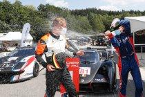 Francorchamps: Milo Racing tweemaal aan het feest